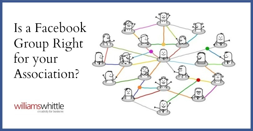 Is a facebook group right for your association